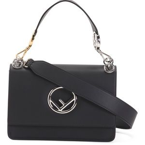Fendi Kan I Logo Bag